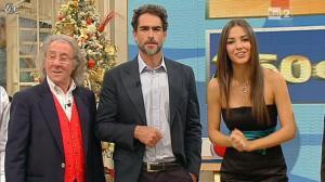 Laura Barriales dans Mezzogiorno in Famiglia - 09/12/12 - 17