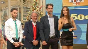Laura Barriales dans Mezzogiorno in Famiglia - 09/12/12 - 18