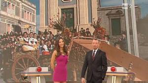 Laura Barriales dans Mezzogiorno in Famiglia - 13/01/13 - 14