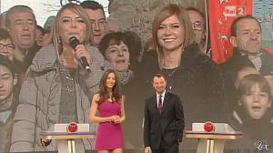 Laura Barriales dans Mezzogiorno in Famiglia - 13/01/13 - 15