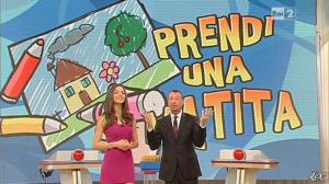 Laura Barriales dans Mezzogiorno in Famiglia - 13/01/13 - 16