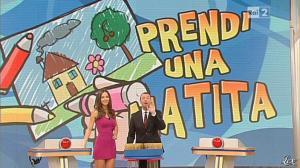 Laura Barriales dans Mezzogiorno in Famiglia - 13/01/13 - 19