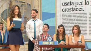 Laura Barriales dans Mezzogiorno in Famiglia - 19/01/13 - 12