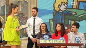 Laura Barriales dans Mezzogiorno in Famiglia - 23/03/13 - 09