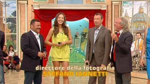 Laura Barriales dans Mezzogiorno in Famiglia - 27/10/12 - 04