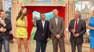 Laura Barriales dans Mezzogiorno in Famiglia - 27/10/12 - 08
