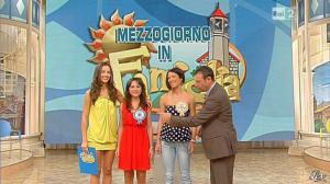 Laura Barriales dans Mezzogiorno in Famiglia - 27/10/12 - 20