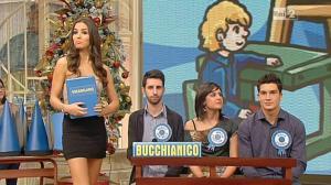 Laura Barriales dans Mezzogiorno in Famiglia - 29/12/12 - 08