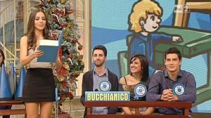 Laura Barriales dans Mezzogiorno in Famiglia - 29/12/12 - 10