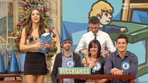 Laura Barriales dans Mezzogiorno in Famiglia - 29/12/12 - 11
