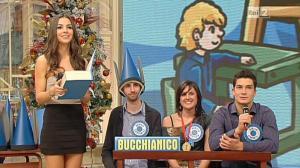 Laura Barriales dans Mezzogiorno in Famiglia - 29/12/12 - 12