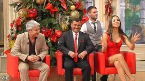 Laura Barriales dans Mezzogiorno in Famiglia - 30/12/12 - 077