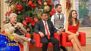 Laura Barriales dans Mezzogiorno in Famiglia - 30/12/12 - 086