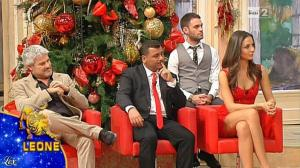 Laura Barriales dans Mezzogiorno in Famiglia - 30/12/12 - 088