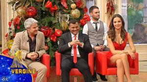 Laura Barriales dans Mezzogiorno in Famiglia - 30/12/12 - 090