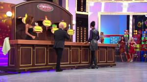Les Gafettes, Fanny Veyrac, Doris Rouesne, Nadia Aydanne et Emmanuelle dans le Juste Prix - 04/01/13 - 19