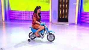 Fanny Veyrac dans le Juste Prix - 04/01/13 - 02