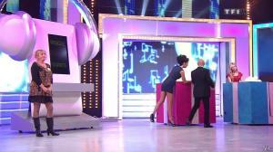 Les Gafettes, Fanny Veyrac et Nadia Aydanne dans le Juste Prix - 07/03/13 - 10