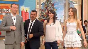 Lorena Bianchetti et Arianna Rendina dans Mezzogiorno in Famiglia - 29/12/12 - 14