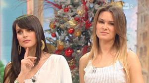 Lorena Bianchetti et Arianna Rendina dans Mezzogiorno in Famiglia - 29/12/12 - 24