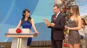 Lorena Bianchetti et Arianna Rendina dans Mezzogiorno in Famiglia - 30/12/12 - 056