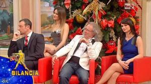 Lorena Bianchetti et Arianna Rendina dans Mezzogiorno in Famiglia - 30/12/12 - 094