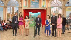 Lorena Bianchetti et Laura Barriales dans Mezzogiorno in Famiglia - 13/01/13 - 38