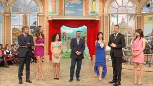 Lorena Bianchetti et Laura Barriales dans Mezzogiorno in Famiglia - 13/01/13 - 46