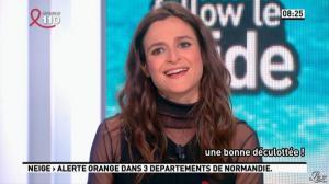 Marie Audran dans la Matinale - 05/04/13 - 09