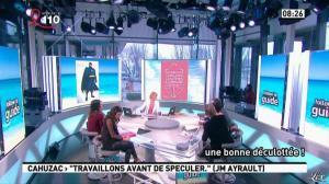 Marie Audran dans la Matinale - 05/04/13 - 12