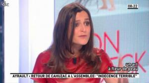 Marie Audran dans la Matinale - 12/04/13 - 08