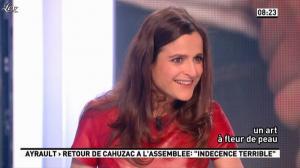 Marie Audran dans la Matinale - 12/04/13 - 14