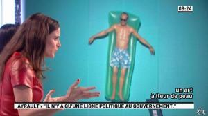 Marie Audran dans la Matinale - 12/04/13 - 16