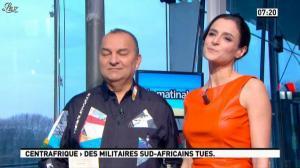Marie Audran dans la Matinale - 25/03/13 - 01