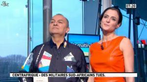 Marie Audran dans la Matinale - 25/03/13 - 02