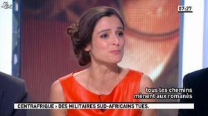 Marie Audran dans la Matinale - 25/03/13 - 05