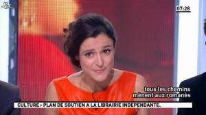 Marie Audran dans la Matinale - 25/03/13 - 07