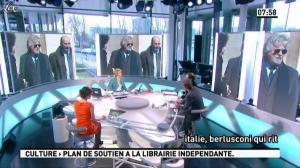 Marie Audran dans la Matinale - 25/03/13 - 13