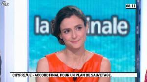 Marie Audran dans la Matinale - 25/03/13 - 18