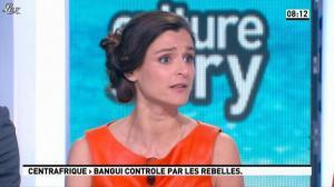 Marie Audran dans la Matinale - 25/03/13 - 19