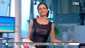 Marie Audran dans la Matinale - 27/03/13 - 09