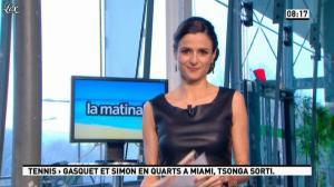 Marie Audran dans la Matinale - 27/03/13 - 10