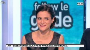 Marie Audran dans la Matinale - 27/03/13 - 12