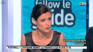 Marie Audran dans la Matinale - 27/03/13 - 16