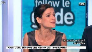 Marie Audran dans la Matinale - 27/03/13 - 18