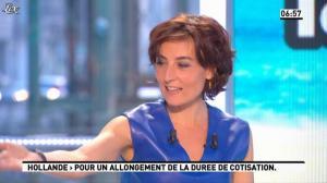 Nathalie Iannetta dans la Matinale - 29/03/13 - 01