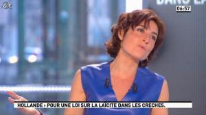 Nathalie Iannetta dans la Matinale - 29/03/13 - 02