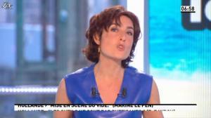 Nathalie Iannetta dans la Matinale - 29/03/13 - 04