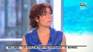 Nathalie Iannetta dans la Matinale - 29/03/13 - 06