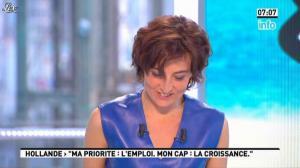 Nathalie Iannetta dans la Matinale - 29/03/13 - 07